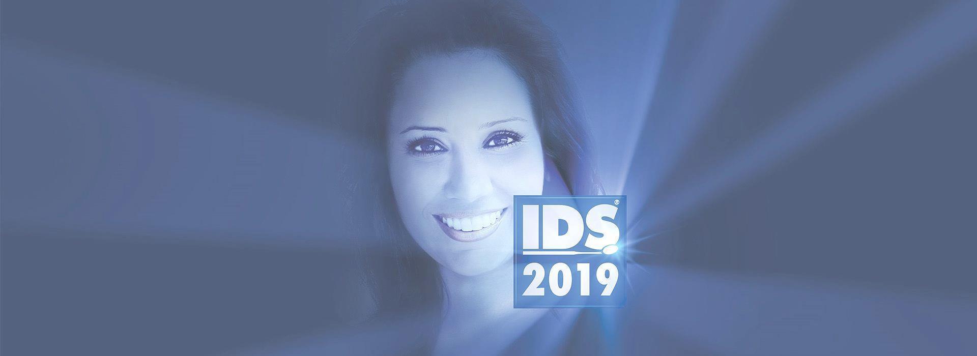 IDS 2019...VI ASPETTIAMO!<br>Pad. 3.1<br>Stand H050-J051