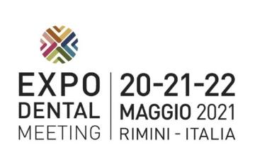 EXPODENTAL MEETING RIMINI<br>20.-22. MAI 2021