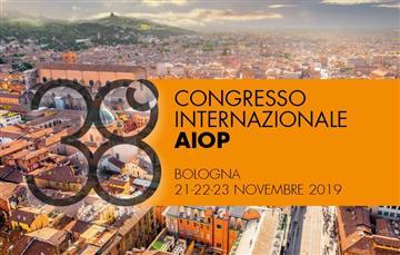 XXXVIII Congresso Internazionale AIOP