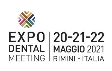 EXPODENTAL MEETING RIMINI<br>20-22 MAGGIO 2021